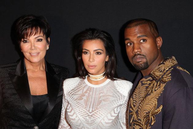 kim kardashian et kanye west vont ils divorcer kris jenner s 39 inqui te. Black Bedroom Furniture Sets. Home Design Ideas