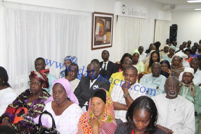 Les images de la conférence de presse de Aliou Sall