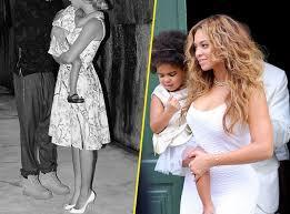 Beyonce: elle s'habille comme sa fille!