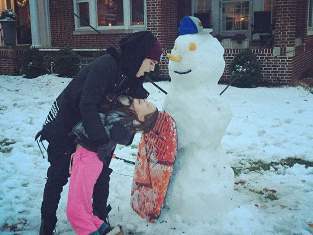 Justin Bieber : retour en enfance avec sa petite sœur