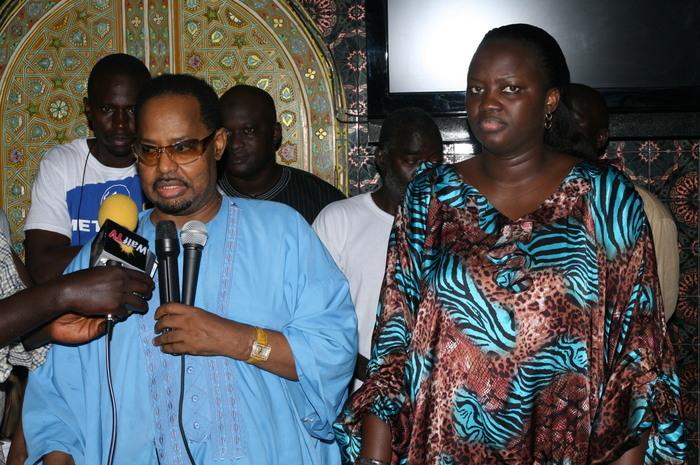 HOMMAGE : «Yaye Fatou est dotée de grandes qualités qui transcendent le genre » (Ahmed Khalifa Niass)