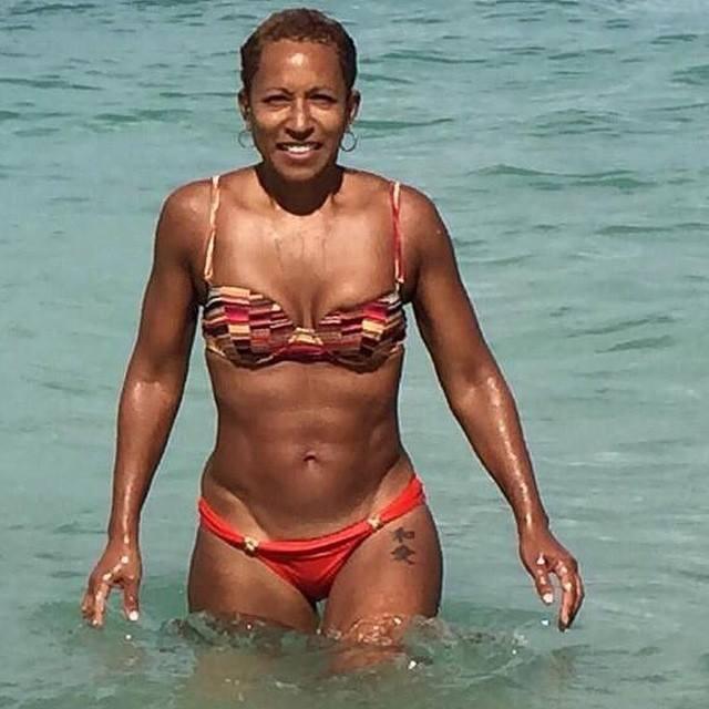 A 61 ans, Adrienne Banfield-Jones, la maman de Jada Pinkett-Smith a toujours le corps parfait