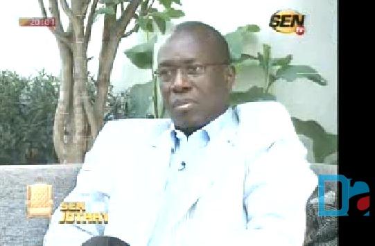 Emission Sen Jotay du dimanche 30 novembre  2014 avec Souleyeman Ndéné Ndiaye