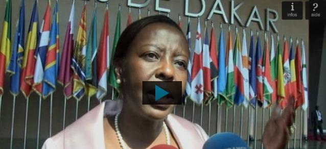 Une ministre rwandaise critique l'attitude de François Hollande à Dakar