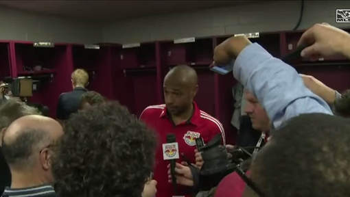 L'incroyable interview de Thierry Henry