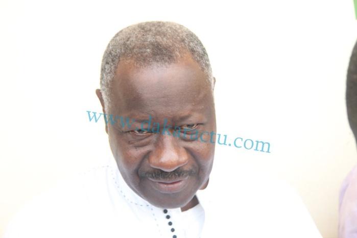 Les images de la levée du corps de Cheikh Demba Dia à l' Hôpital Principal