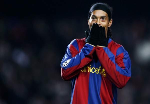 Ronaldinho explique sa signature au Barça