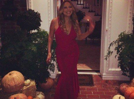 Mariah Carey : elle a passé Thanksgiving chez son ex, Nick Cannon !