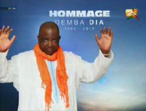 Levée du corps et enterrement de Cheikh Demba Dia