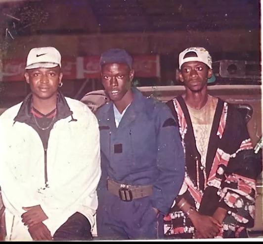 """Demba Dia et Oumar Ndiaye """"Xosluman"""" dans les années 90..."""