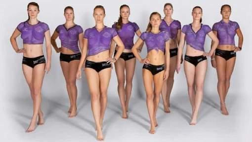 Découvrez l'équipe de volley la plus sexy du monde