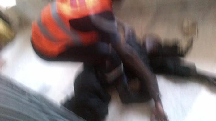 Visite de Macky à Touba : Mor Diaw, chambellan à la Résidence Khadimou Rassoul, victime d'une pompe à gaz