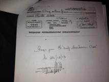 Escroquerie foncière : Cheikh Sarr, le frère de Oumar Sarr (coordinateur du Pds), poursuivi pour abus de confiance