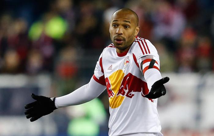 Equipe de France: Thierry Henry n'aura sans doute pas de dernière sélection