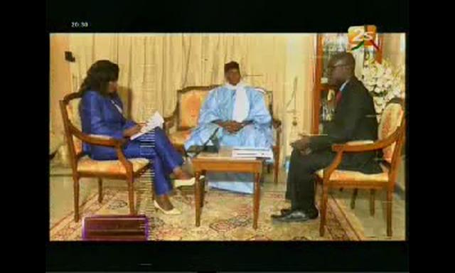 Actu Show avec Me Abdoulaye Wade ancien Président Abdoulaye Wade