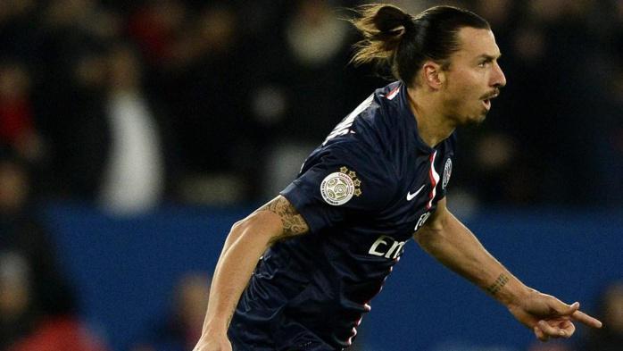 Ligue I : de retour, le roi Zlatan installe le PSG sur le trône