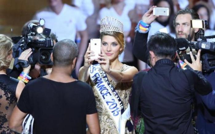 Camille Cerf, Miss France 2015 : «C'est un rêve qui se réalise»