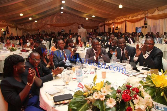 Les images de la 6ème édition du Gala Annuel de la presse, ce samedi au King Fahd Palace