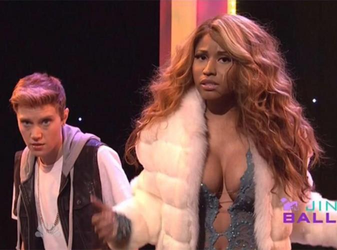 Nicki Minaj : elle parodie Beyoncé et se moque de Kim Kardashian !