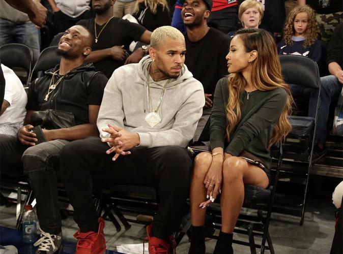Chris Brown : il annonce sa rupture avec Karrueche Tran et l'insulte en plein concert !