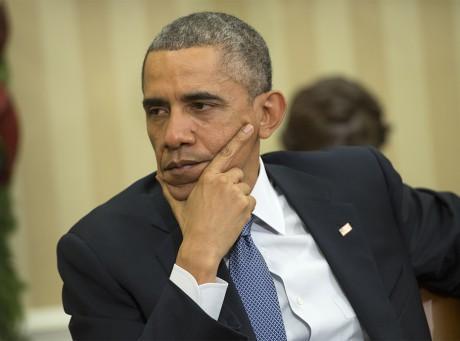 Barack Obama : hospitalisé