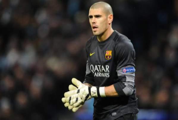 Valdés, meilleur gardien de l'histoire de la Liga