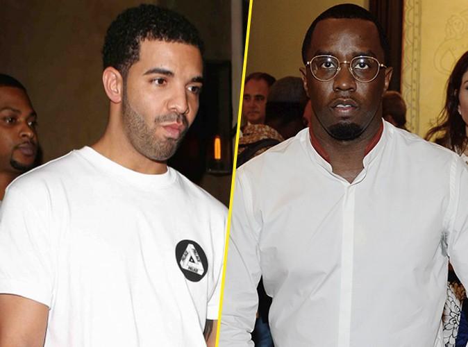 Drake : hospitalisé après une altercation avec P.Diddy!