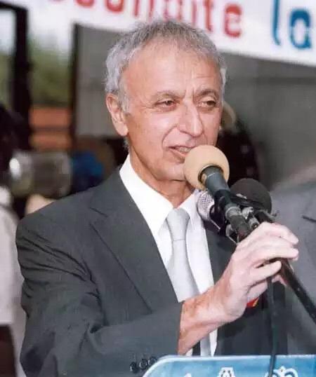 Magal de Touba- Mimran invité personnel du Khalife Général des Mourides