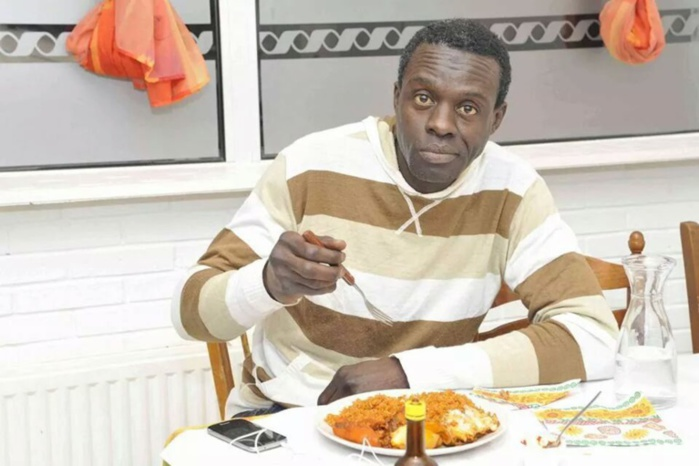 """L'ancien capitaine des """"Lions"""", Pape Malick Diop vit en immigré en France"""