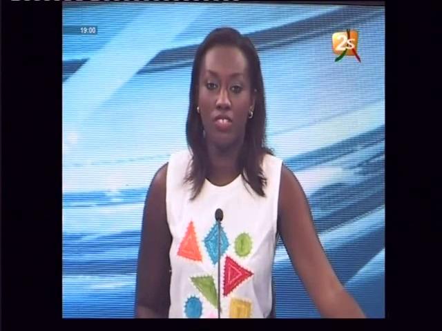 Journal Télévisé De La 2sTv De Ce mardi 09 décembre 2014 (Édition wolof)