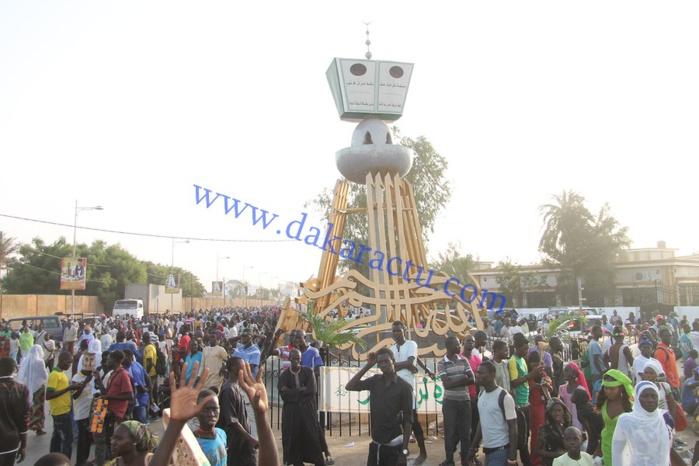 Premières images du Magal de Touba 2014