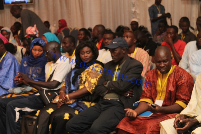 Les images du dîner de la Presse avec Serigne Bass Abdou Khadre