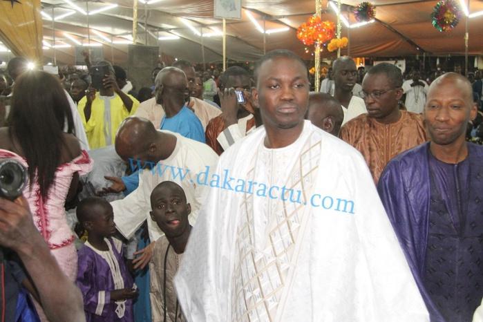 Les images du Thiant de Cheikh Béthio Thioune à Djanatoul Mahwa