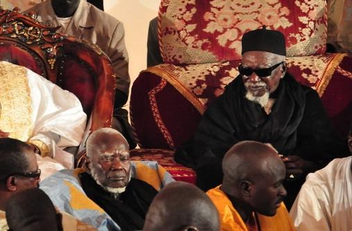 MAGAL 2014 : le Khalife Général des mourides donne un «N'digueul» pour l'érection d'une université à Touba