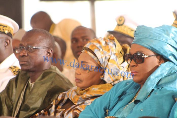 Les images de la cérémonie officielle du Magal de Touba 2014