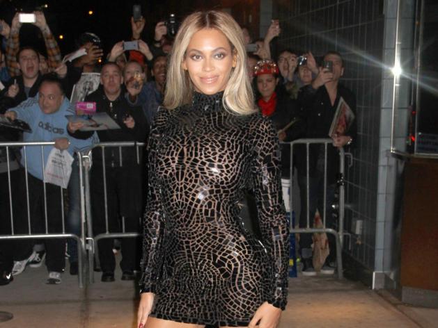 Le Noël sous haute tension de Beyoncé