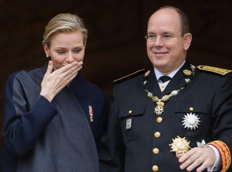 Charlène et Albert de Monaco : leurs jumeaux Jacques et Gabriella seront présentés le