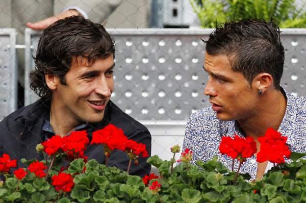 Raúl voit grand pour CR7