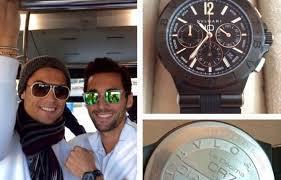 Real Madrid : Cristiano Ronaldo offre une montre à 7.000 euros à ses coéquipiers