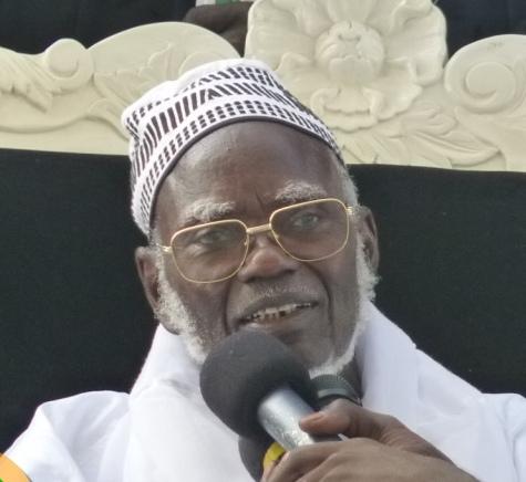 Cérémonie officielle du Magal de Touba 2014 - Serigne Mountakha Mbacké