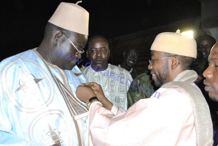 Sheikh Alassane Sène élève Serigne Bassirou Mbacké Khadim Awa Balla au grade de «Taree Yallah»