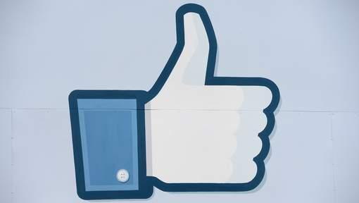 """Facebook rejette l'idée d'un bouton """"J'aime pas"""""""