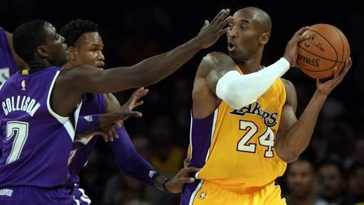 Kobe Bryant sur le point de doubler Michael Jordan