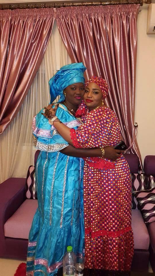 Une belle complicité entre les femmes de Serigne M'boup CCBM