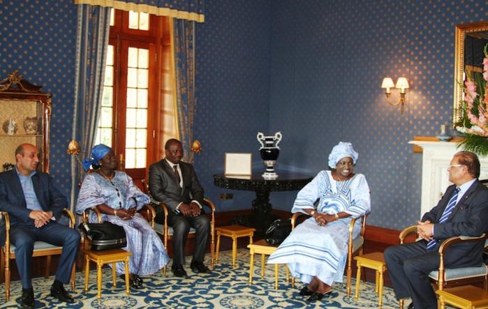 UNION AFRICAINE : La déclaration de Mimi Touré après les élections en Île Maurice
