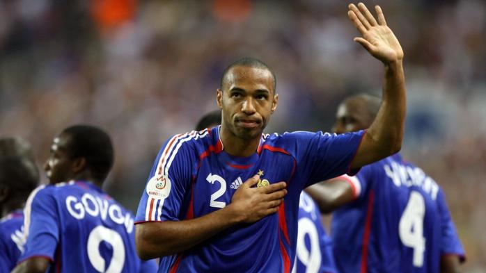 """Thierry Henry annonce sa fin de carrière et devient consultant: """"J'ai décidé de prendre ma retraite"""""""