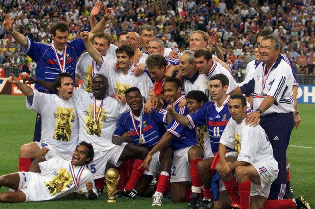 France 98 : Que sont-ils devenus ?