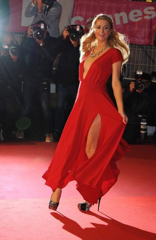 L'apparition de Paris Hilton aux NMA a coûté une fortune