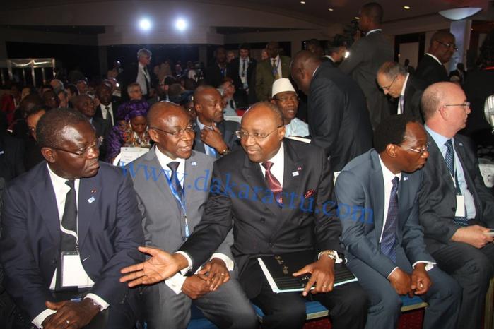 Les images de la cérémonie de clôture du Forum International de Dakar sur la paix et la sécurité en Afrique