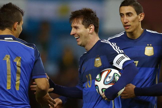 Di Maria détrône enfin Messi !